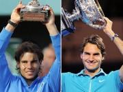 Thể thao - Tin thể thao HOT 5/2: Federer nổi tiếng nhất Australia