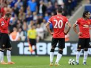 """Bóng đá - Kí ức Leicester - MU: Tiệc 8 bàn, ác mộng cho """"Quỷ đỏ"""""""