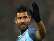 Bóng đá - SỐC chuyển nhượng Chelsea: Nhắm Aguero 75 triệu bảng thay Costa