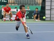 Thể thao - Davis Cup: Cánh én Hoàng Nam