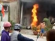 Tin tức trong ngày - Giận vợ, đốt 2 xe máy hàng chục triệu đồng