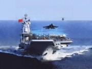 Thế giới - TQ dùng tàu sân bay thứ hai để đối đầu Mỹ ở Biển Đông?
