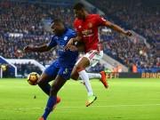 Bóng đá - Leicester - MU: Đánh đập tưng bừng