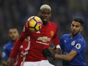 Bóng đá - Chi tiết Leicester City – MU: An bài thế trận (KT)