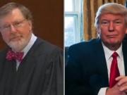 Thế giới - Chân dung thẩm phán dừng lệnh cấm nhập cảnh của Trump