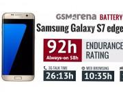 Phần mềm ngoại - Galaxy S7 Edge bị hao pin khi lên Android 7.0 Nougat