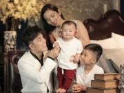 Ca nhạc - MTV - Ưng Hoàng Phúc hạnh phúc bên con chung, con riêng