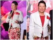 """Thời trang - Tỷ phú U80 Hoàng Kiều ăn mặc lòe loẹt gây """"choáng"""""""