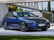 Tin tức ô tô - BMW 5-Series Touring hoàn toàn mới ra mắt