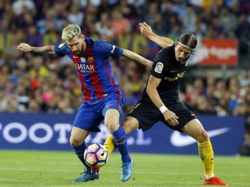 Barcelona - Atletico: Tham vọng lật đổ