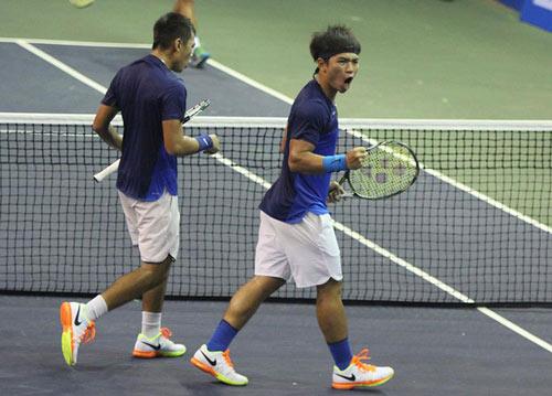 Bài học từ thất bại Davis Cup Việt Nam: Nỗi lo thể lực