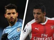 Bóng đá - Siêu chuyển nhượng: PSG hốt cả Aguero lẫn Sanchez