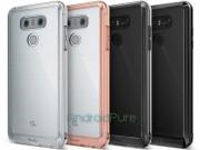 Dế sắp ra lò - Ảnh chi tiết LG G6 lộ diện qua lớp vỏ trong suốt