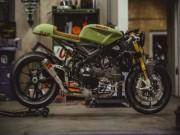 Trẻ hóa  Ducati 848 Evo với công nghệ hiện đại