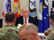 Thế giới - Trump đột ngột thay đổi thái độ về NATO