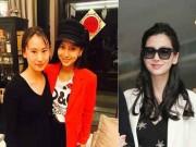 Phim - Vợ Huỳnh Hiểu Minh gầy khó tin chỉ 1 tháng sau sinh