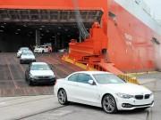 Đầu năm 2017, nhập khẩu ô tô sụt giảm
