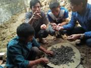 Tin tức trong ngày - Đào móng nhà phát hiện hũ sành cổ chứa đầy tiền xu