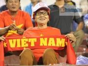 Bóng đá - Bà cụ U80 vượt 100km cổ vũ Công Phượng và U23 Việt Nam