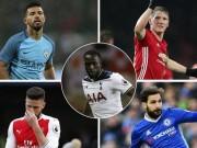 Bóng đá - Premier League: Xót xa đội hình siêu dự bị 200 triệu bảng