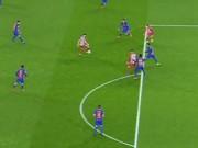 Bóng đá - Atletico mất oan bàn thắng, Simeone tán thưởng Barca