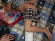 Giáo dục - du học - HS gãy chân ở trường: Cầu cứu nhưng không nhận được hồi âm