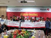 Tin tức trong ngày - Vietlott bất ngờ trao giải cùng lúc cho 3 người trúng jackpot