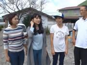 Tin tức giải trí - Sĩ Thanh xúc động đến thăm ngôi làng bị động đất tại Nhật