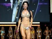 Thể thao - Mỹ nhân vô địch bikini thể hình: Bí kíp độc