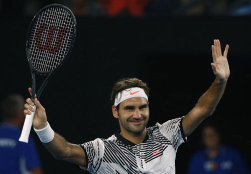 Huyền thoại Federer: Quý ông lịch lãm và nhân hậu