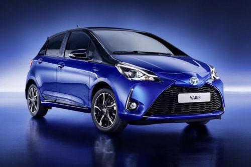 Ngắm diện mạo hoàn toàn mới của Toyota Yaris 2017 - 2