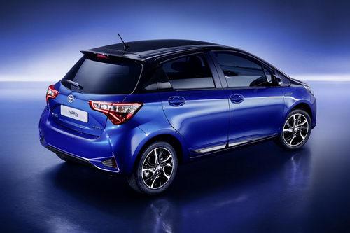 Ngắm diện mạo hoàn toàn mới của Toyota Yaris 2017 - 3