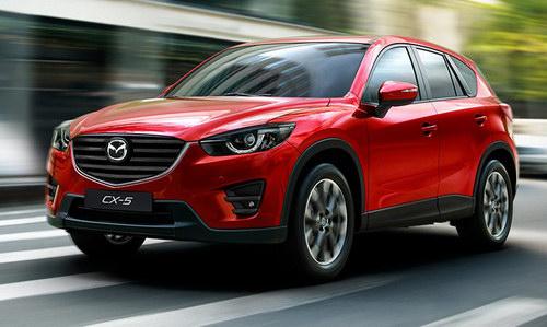 Xe Mazda tại Việt Nam đồng loạt giảm giá