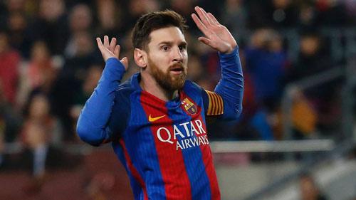 Barca họp gia hạn với Messi, PSG phá đám phút chót - 1