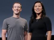 Công nghệ thông tin - Vợ chồng Mark Zuckerberg và tham vọng chữa được bách bệnh