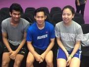"""Thể thao - Tiến Minh đánh thuê giải """"toàn sao"""" Malaysia"""