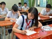 Giáo dục - du học - TP HCM: Thi tuyển lớp 10 vào đầu tháng 6