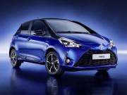 Tư vấn - Ngắm diện mạo hoàn toàn mới của Toyota Yaris 2017