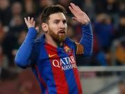 Bóng đá - Vung 100 triệu bảng, Man City phá ngang Messi - Barca