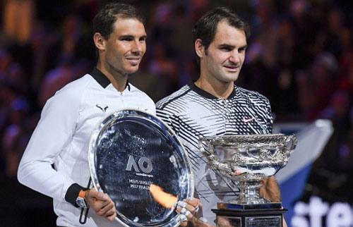 """Federer, Nadal """"hồi xuân"""": E chỉ là nhất thời"""