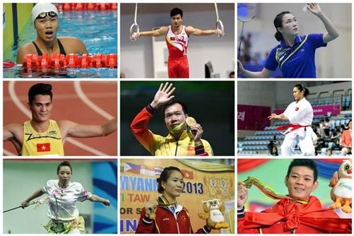 Tin thể thao 10/2: Đầu tư trọng điểm cho Xuân Vinh, Ánh Viên