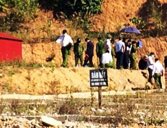 Đã bắt được nghi phạm vụ xác chết sau bến xe Sơn La