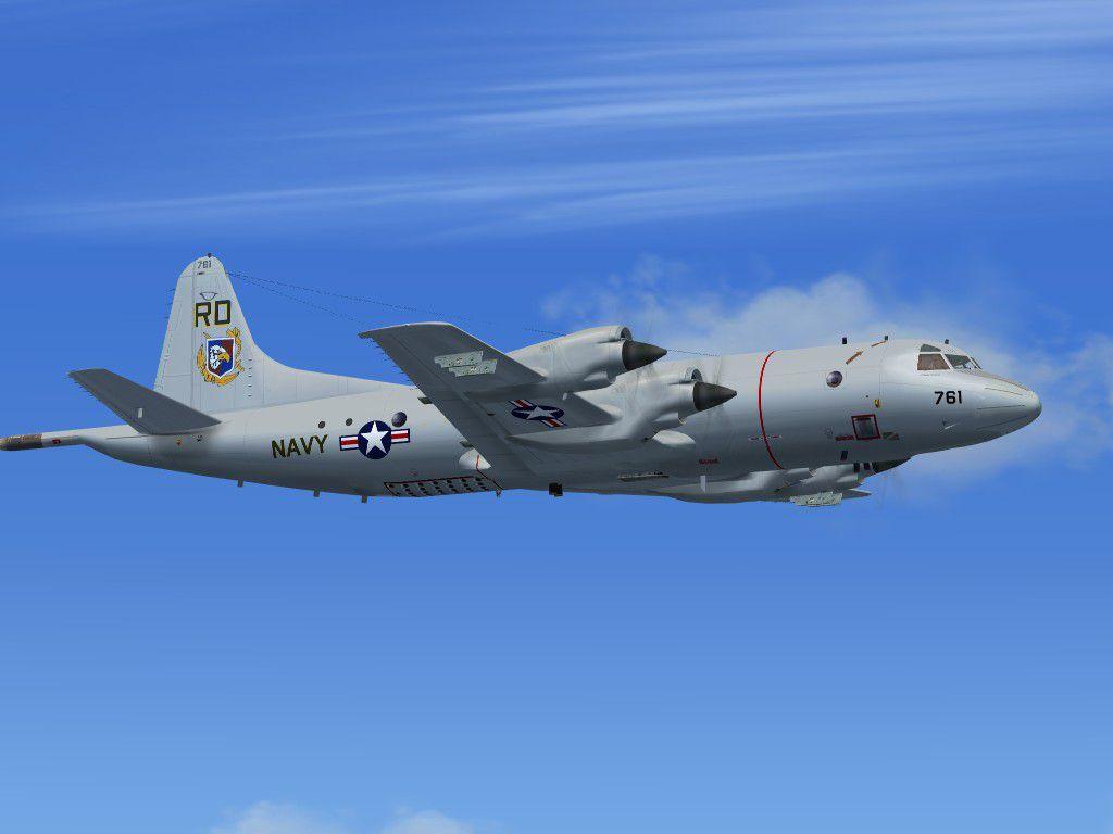 Máy bay quân sự Mỹ-Trung áp sát nhau ở Biển Đông - 1