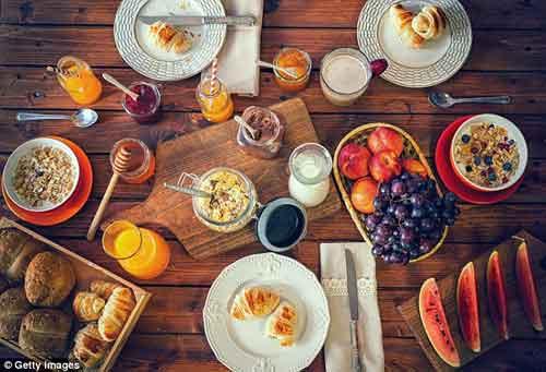 Những thứ nên và không nên ăn vào bữa sáng - 6