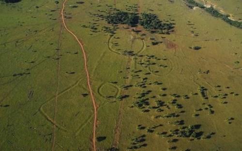 Phát hiện hàng trăm hình vẽ 2000 năm tuổi trong rừng amazon - 2
