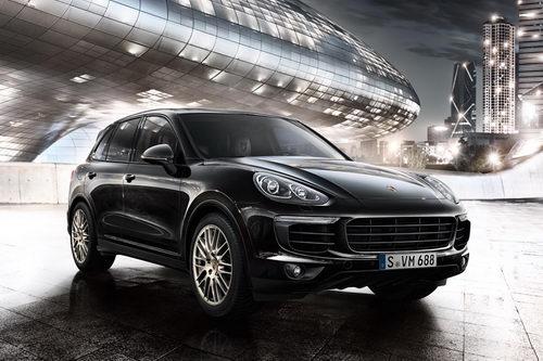 Porsche Cayenne Platinum giá từ 4,6 tỷ đồng tại Việt Nam