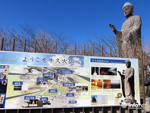 Chiêm bái tượng Phật bằng đồng lớn nhất thế giới ở Nhật Bản-5
