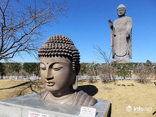Chiêm bái tượng Phật bằng đồng lớn nhất thế giới ở Nhật Bản-6