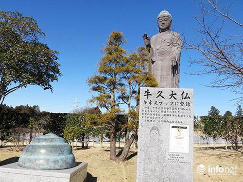 Chiêm bái tượng Phật bằng đồng lớn nhất thế giới ở Nhật Bản-7