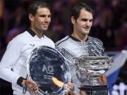 """Thể thao - Federer, Nadal """"hồi xuân"""": E chỉ là nhất thời"""